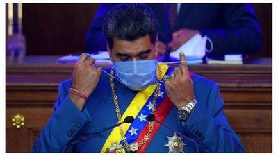 Maduro emplea cuatro horas en discurso plagado de falsedades y amenazas