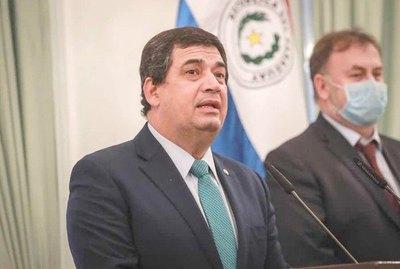 Crónica / Vicepresidente de la República dio positivo al virus vai