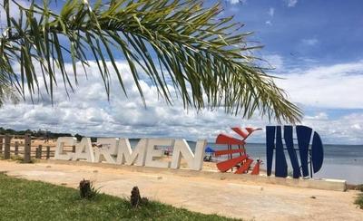 HOY / Carmen del Paraná habilitó sus tres playas bajo protocolo sanitario