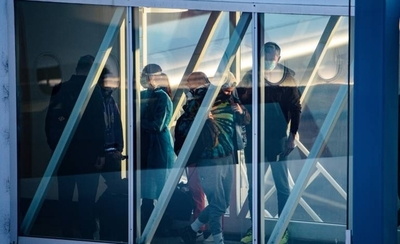 HOY / Dos positivos entre los tenistas en un vuelo de Los Ángeles a Melbour