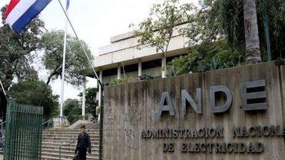 ANDE, más de 6.500 deconexiones a usuarios por mora