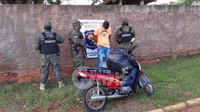 """Menor brasileño cae con casi 10 kilos de marihuana tipo """"skank"""" en Pedro Juan"""