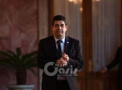 El vicepresidente Hugo Velázquez da positivo al Covid-19