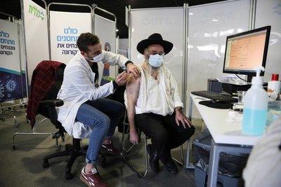 Israel: exitosa primera etapa de vacunación contra el Covid-19