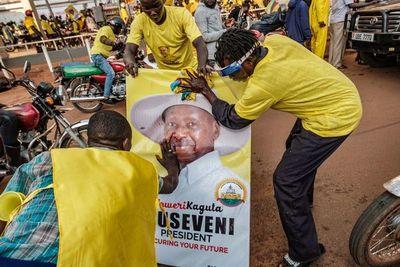 Uganda: Reeligen a Museveni, presidente del país desde 1986