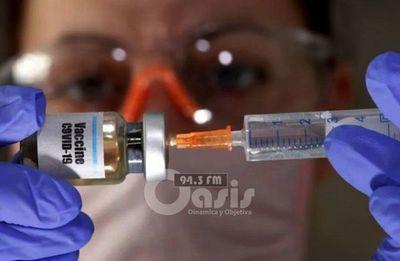 OPS estima que vacunas por el mecanismo Covax llegarían entre marzo y abril