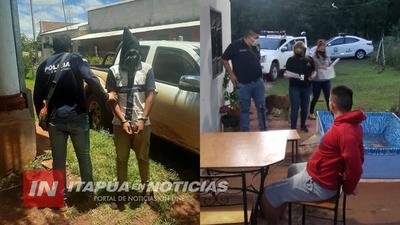 INVESTIGACIONES DA CUENTA DE SEIS DETENIDOS EN EL MARCO A PESQUISA TRAS ASALTOS ESTA SEMANA.
