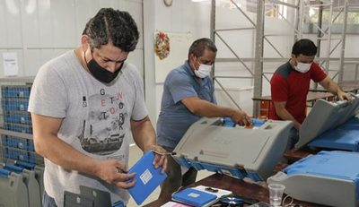 Verifican 3.000 máquinas de votación con miras a las elecciones internas