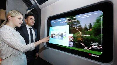 CES 2021: presentaron nuevos televisores 8K y pantallas OLED transparentes
