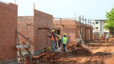 Prevén construir 9.000 soluciones habitacionales en todo el 2021