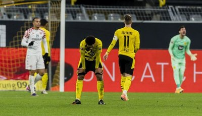 Dortmund y Leipzig se dejan un punto en su persecución al Bayern