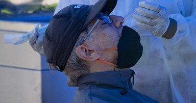 La Nación / COVID-19: Salud reporta 16 fallecidos y un leve descenso en la cantidad de contagios