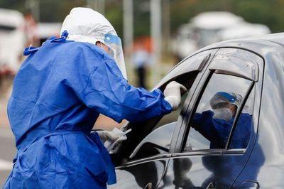 Salud informa sobre 16 nuevas muertes y 859 contagios de Covid-19