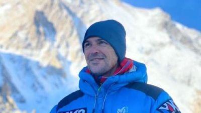 Muere el famoso alpinista español Sergi Mingote tras sufrir una caída en el Himalaya
