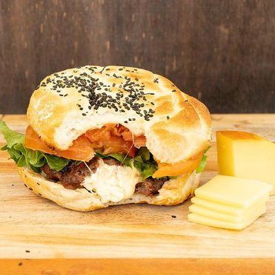 Montu, hamburguesas hechas para cada consumidor