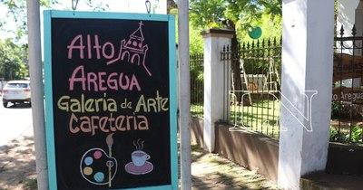 La Nación / Café con sabor a historia