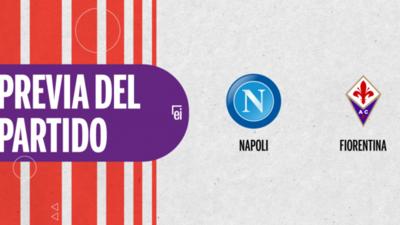 Napoli recibirá a Fiorentina por la Fecha 18