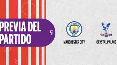 Por la Fecha 19 se enfrentarán Manchester City y Crystal Palace