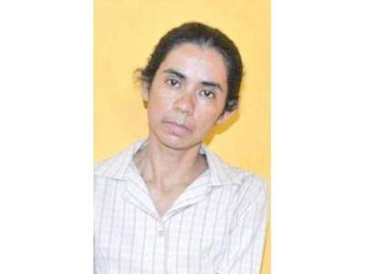 Hermana de Carmen Villalba no irá a otro penal por seguridad