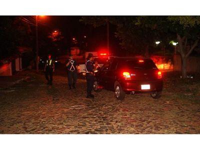 Policía detenido por extorsión ya fue denunciado por secuestro exprés