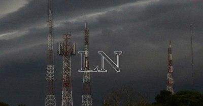 La Nación / Lluvias y ocasionales tormentas para este domingo