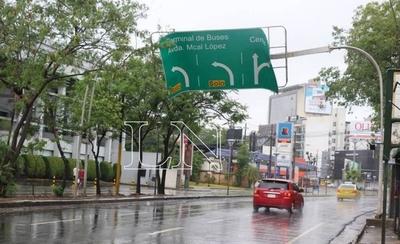 HOY / Meteorología anuncia un domingo con lluvias y tormentas