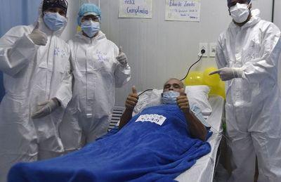 Tenaz resistencia al covid-19  en hospitales lleva diez meses