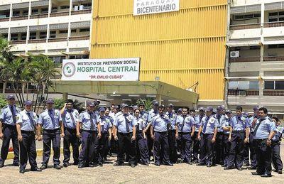 Firma ligada a Chamorro, detrás de nuevo contrato de seguridad con IPS