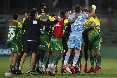 Habrá final argentina en Copa Sudamericana