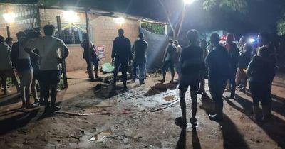 Un joven muere tras un disparo de escopeta en una despensa