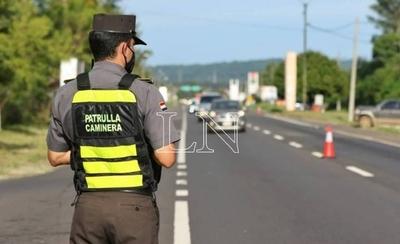 HOY / Desde hoy la Patrulla Caminera sale a la caza de conductores con documentos vencidos