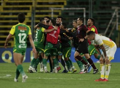 Defensa y Justicia, finalista de la Sudamericana