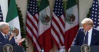 La Nación / El caótico fin de mandato de Trump pone en peligro su marca