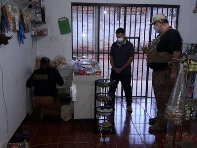 Expulsan a presunto narco brasileño detenido en Salto del Guairá