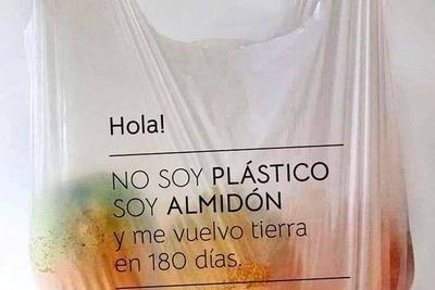 HOY / Por un 2021 amigable con el ambiente: bolsas se reintegran a la tierra y la nutren