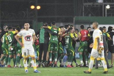 Defensa y Justicia vence a Coquimbo Unido y es finalista de la Sudamericana