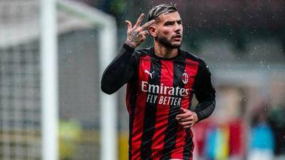 Milan anuncia positivos al covid-19 de Theo Hernández y Calhanoglu