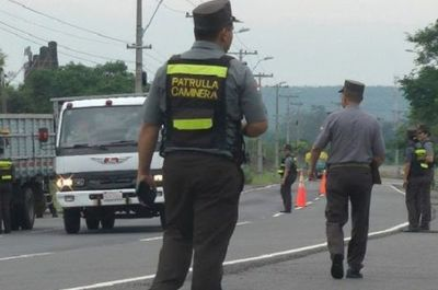 Caminera vuelve a multar por licencias vencidas desde hoy