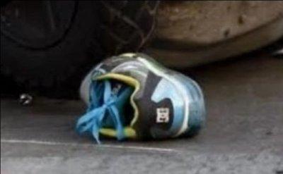¡Trágico accidente! Padre arrolló a su pequeño hijo de 2 años