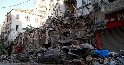 La Nación / El Líbano, atrapado entre el COVID-19, la crisis económica y los daños de la explosión
