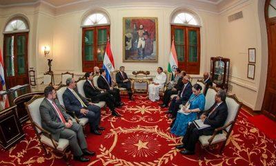 India abrirá una embajada en Paraguay para fortalecer comercio bilateral