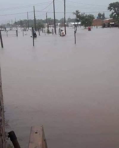 Lluvia inunda hogares de 5.000 familias en Concepción – Prensa 5