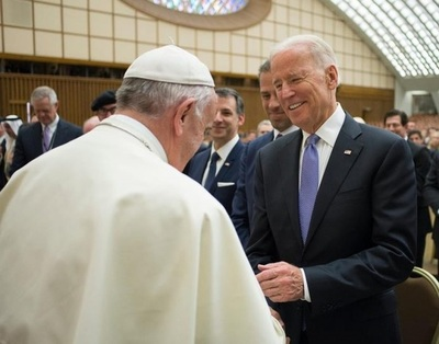 El Vaticano y EEUU, listos para resetear sus relaciones con asunción de Joe Biden