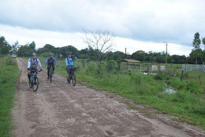 Ciclistas se proponen establecer la bicisenda más larga de Sudamérica