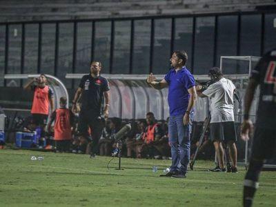 Morínigo debuta con victoria en Coritiba
