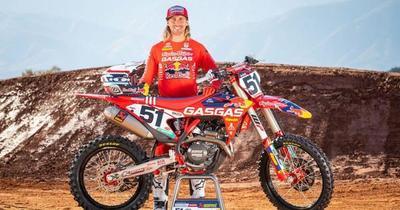 Supercross: GasGas logra victoria en su debut