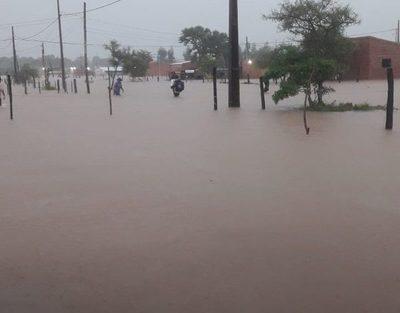 Más de 5.000 personas serán evacuadas tras la inundación en Concepción