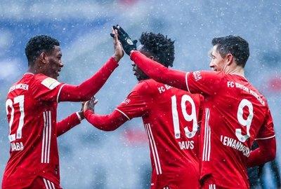 El Bayern Múnich gana y es campeón de invierno