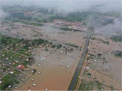 SEN asistirá a familias afectadas por inundación en Concepción