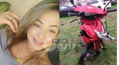 Brasileña falleció en accidente en Pedro Juan